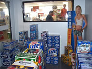 Repete's Party store Located on Lakewood Blvd. in Holland Michigan